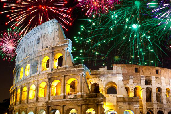 New Year's Eve 2015 in Rome